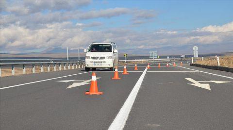 Yeni Kars-Erzurum Yolunun Bir Kısmı Ulaşıma Açıldı