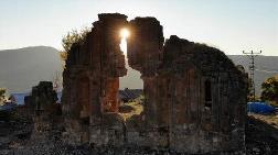 1300 Yıllık Kilisenin Turizme Kazandırılması İsteniyor