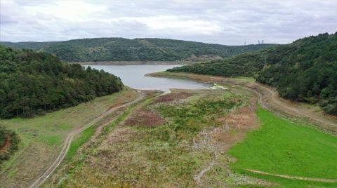İstanbul Barajlarındaki Su 10 Yılın En Düşük Seviyesinde