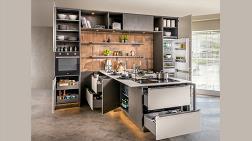 Yeni Nesil Mutfak Tasarımı: Mira Mutfak