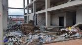 Fakülte Binası Yarım Kaldı