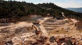 Söke'de Maden Ocağının Kapasite Artışına İzin Yok