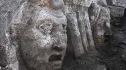 Antik Tiyatroda Mitolojik Masklar Gün Yüzüne Çıkarıldı