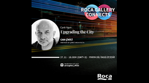 Roca Connects Talks: Can Çinici