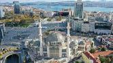 Taksim Camisi Ramazanda Açılacak