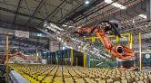 Şişecam Polatlı'daki Yatırımıyla Ürettiği Ürünlerini Pazara Sundu
