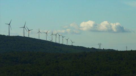 Rüzgardan Elektrik Üretimi Rekor Kırdı