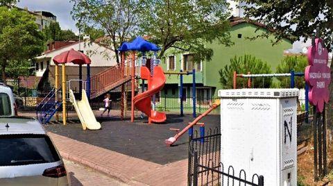 Eyüp'te Çocuk Parkı'na Aile Sağlığı Merkezi Yapılacak