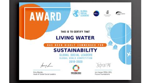 Ortaokul Öğrencilerinden Uluslararası Çevre Başarısı