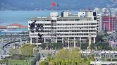 İzmir Büyükşehir Belediye Binası Yıkılıyor