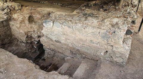 Diyarbakır'da 1800 Yıllık Atık Su Kanalı Bulundu