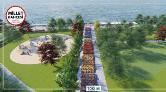 Vakfıkebir'e 11.7 Milyona Millet Bahçesi Yapılacak