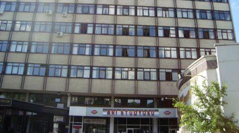 TRT Stüdyoları İmar Planları Bir Kez Daha İptal