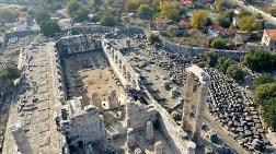 Apollon Tapınağı'ndaki Su Sızıntısı Sorunu Çözüldü