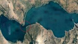 Eğirdir Gölü İkiye Bölünüyor