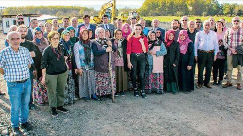 Çarşamba Belediyesi, Tarım Alanını Depo Alanına Çevirdi