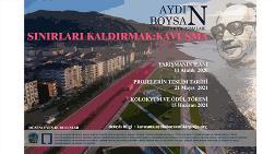Aydın Boysan Proje Fikir Yarışmaları Sınırları Kaldırmak: Kavuşma