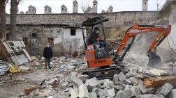 Kayseri'de Tarihi Hanın Restorasyonuna Başlandı