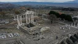 Bergama Zeus Sunağı'nı İstiyor