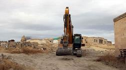 Kapadokya'da Kaçak Yapıların Yıkımına Yeniden Başlandı