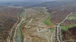 İstanbul'da Yağışlar Barajları Besleyemedi