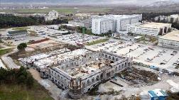 Uludağ Üniversitesi Yerleşkesinde Cami İnşaatı Yükseliyor