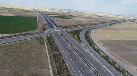 Ankara-Niğde Otoyolu'nun Tamamı Hizmete Girdi