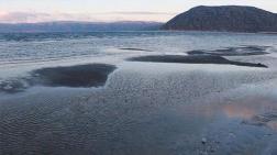 Kuraklık Salda Gölü'nde