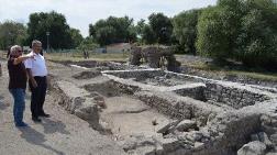Keykubadiye Sarayı'ndaki Kazılar 12 Ay Sürecek