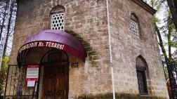 Akşemseddin'in Türbesine Fransız Tente