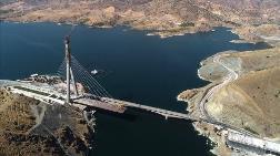Kömürhan Köprüsü Yeni Yüzüyle Ulaşıma Yön Verecek