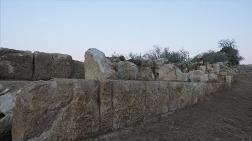 Halikarnassos Surları Gün Yüzüne Çıkarılıyor