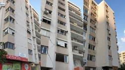 AFAD'ın İzmir Depremi Raporu: Beton Kalitesi Yetersiz