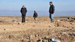 Marmara Gölü'ne Hafriyat ve Moloz Döktüler