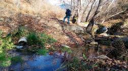 Köylerin Foseptik Suları, İçme Suyuna Karışıyor