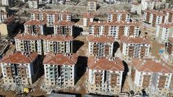 Elazığ'da Modern Deprem Konutları Yükseliyor