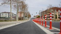 Lüleburgaz Modern Bisiklet Yollarına Kavuşuyor