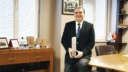 """Masdaf'a """"Metal Sanayi Büyük Ölçekli İşletme"""" Ödülü"""
