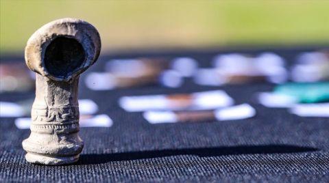 Amida Höyük'teki Kazıyla Tarihe Işık Tutuluyor