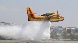 Söndürme Uçağı İhalesine Türk Hava Kurumu Giremeyecek