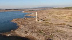 Ege'de Yağışlar Yüzde 34 Azaldı