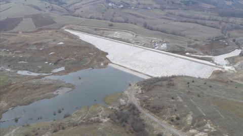 Fındıcak Barajı ile 9 Bin Dekar Arazi Sulanacak