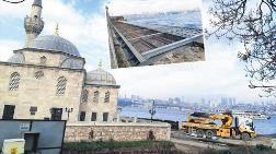 Şemsi Ahmet Paşa Camii Önüne Yaya Yolu Projesi Yeniden Başlatıldı