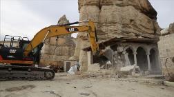 Kapadokya'da Son 2 Yılda 310 İzinsiz Yapı Yıkıldı