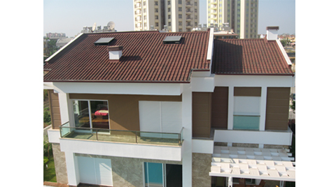 ONDUVILLA Çatı Kaplama Sistemi