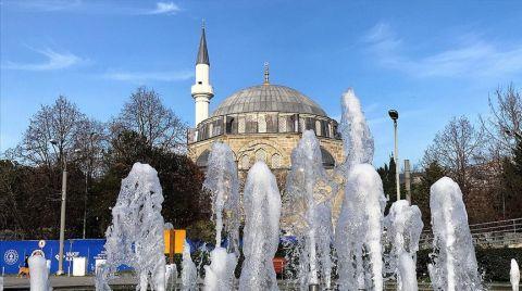 Pertev Mehmet Paşa Camisi Restorasyonunda Sona Gelindi