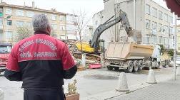 Kartal Belediyesi Riskli Yapıların Yıkımına Devam Ediyor
