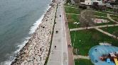 Kadıköy Sahilinde Tartışma Yaratan Çardaklar Kaldırıldı