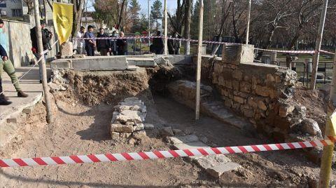Diyarbakır'da Sultan I. Kılıçarslan'ın Mezarı Bulundu