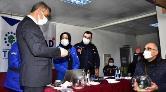 Malatya'da 309 Deprem Konutu Hak Sahiplerine Teslim Edildi